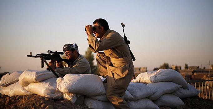 Irak'ta DAEŞ'e ağır darbe: 3 günde 183 DAEŞ militanı öldürüldü