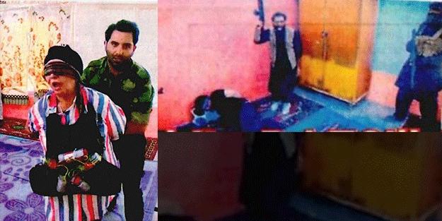 Irak'ta DAEŞ'Ii kamera şakası infial uyandırdı!