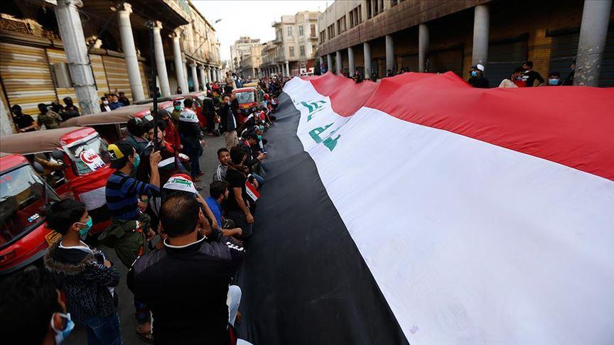 Irak'ta hükümet karşıtı gösteriler 3. ayına girdi