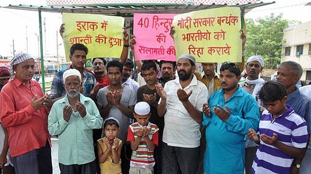 Irak'ta kaçırılan Hint işçilerin öldürüldüğü anlaşıldı