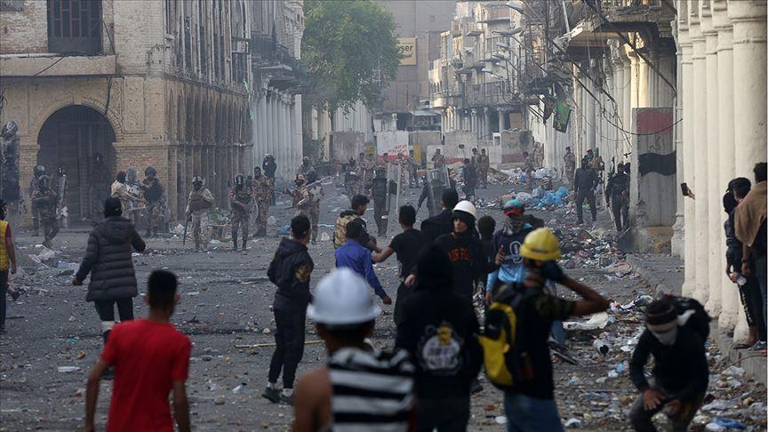 Irak'ta kentlerin güvenliği için valilerin başkanlığında 'kriz masası' kuruldu