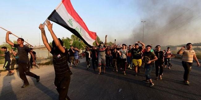 Irak'ta protestoların 5 günlük bilançosu: 5 ölü, 271 yaralı