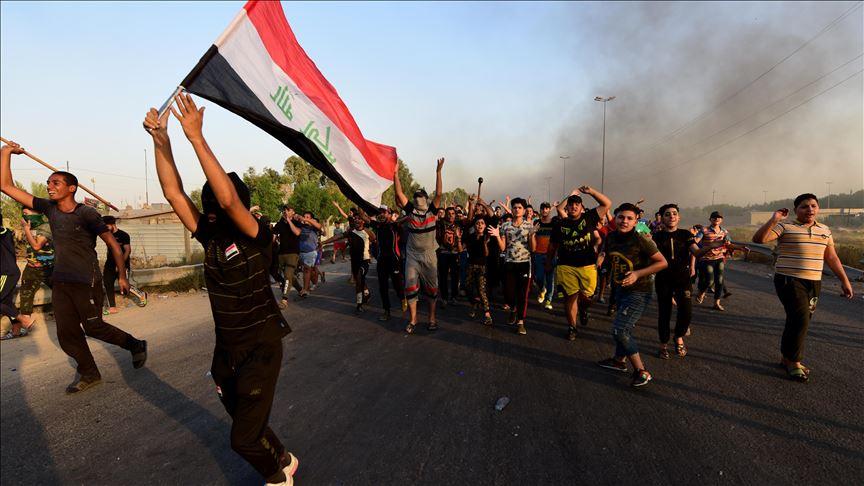Irak'taki gösterilerde 42 kişi öldü