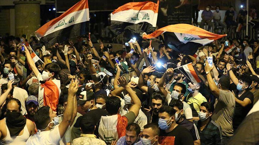 Irak'taki gösterilerde bilanço gittikçe ağırlaşıyor