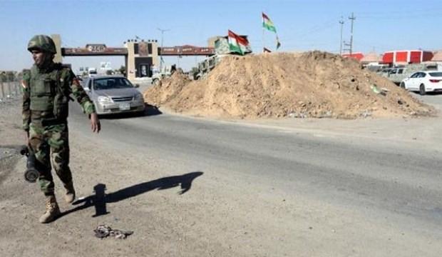 IRAK'TAN YENİ HAMLE: KONTROL NOKTALARI KURULDU