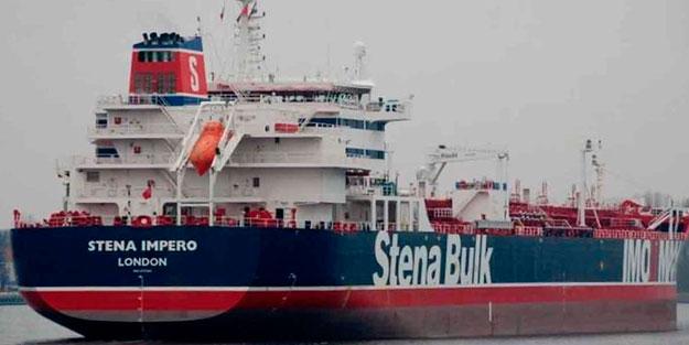 İran alıkoyduğu İngiliz petrol tankerini serbest bıraktı