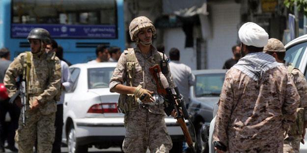 İran askeri konvoyuna bombalı saldırı! Devrim Muhafızları Komutanı öldürüldü