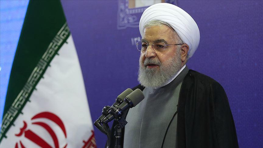 İran Cumhurbaşkanı Ruhani: Devrimden bu yana en ağır günleri yaşıyoruz