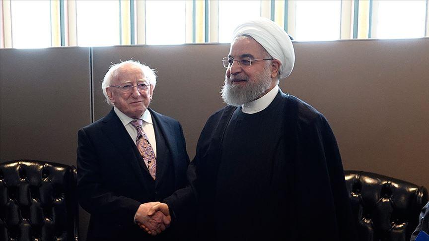 İran Cumhurbaşkanı Ruhani'den BM'ye eleştiri