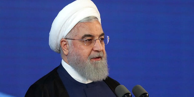 İran devlet televizyonunda Ruhani'ye hakaret