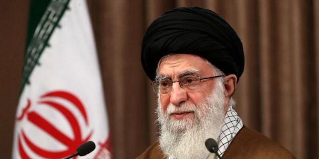 İran dini lideri Hamaney'den bazı Müslüman ülkelerin liderlerine uyarı: Vahim sonuçları olur
