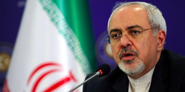 İran Dışişleri Bakanı Cevad Zarif: Şantaj yapılıyor