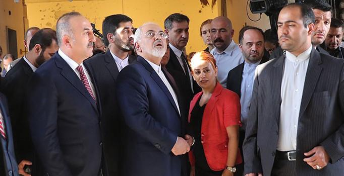 İran Dışişleri Bakanı Zarif'in bombalanan TBMM tepkisi