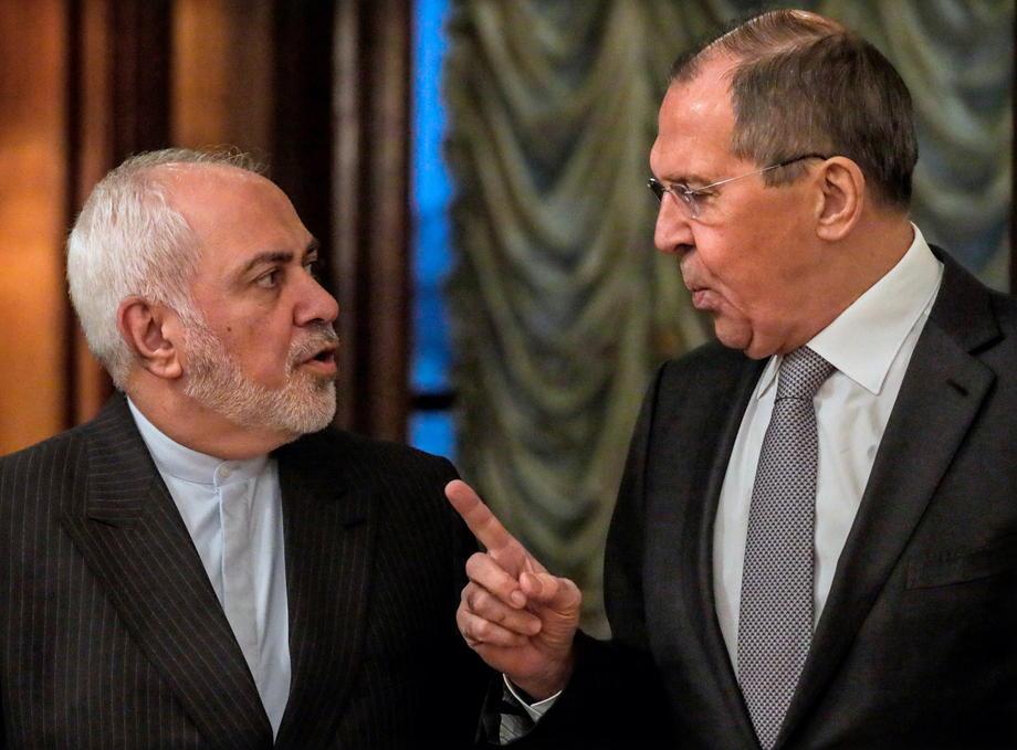 İran Dışişleri Bakanı Zarif'ten ABD'nin Irak saldırısına tepki