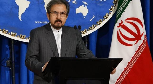 İran Dışişleri Bakanlığı: Suriye'nin kendini savunma hakkı var