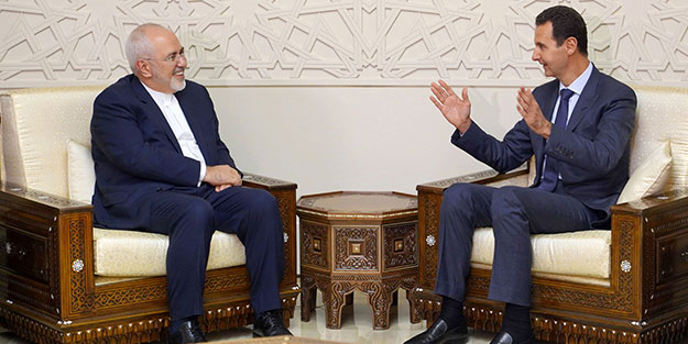İran ve Esed rejimi anlaştı