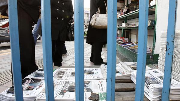 Cezaevi işkencelerini yazan gazete kapatıldı!