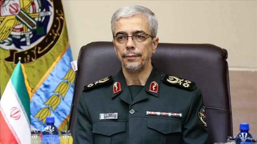 İran Genelkurmay Başkanı'ndan AB ülkelerine 'zamanında Saddam'ı destekledikleri' suçlaması