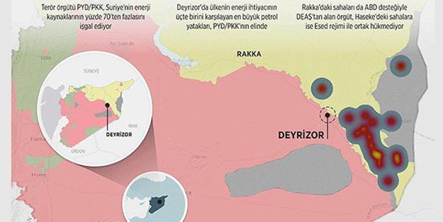 İran güçleri, YPG'li teröristlerle çatışıyor!