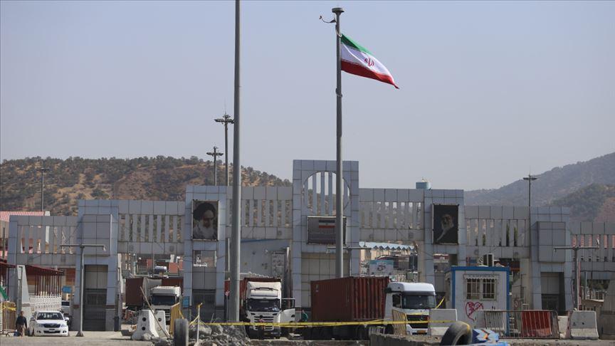 İran ile Irak arasındaki Mehran Sınır Kapısı tekrar açıldı