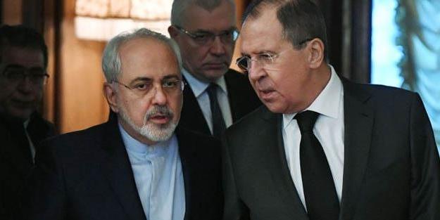 İran ile Rusya'dan