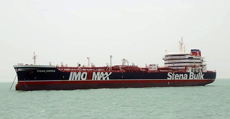 İran, İngiliz tankerini serbest bırakacak
