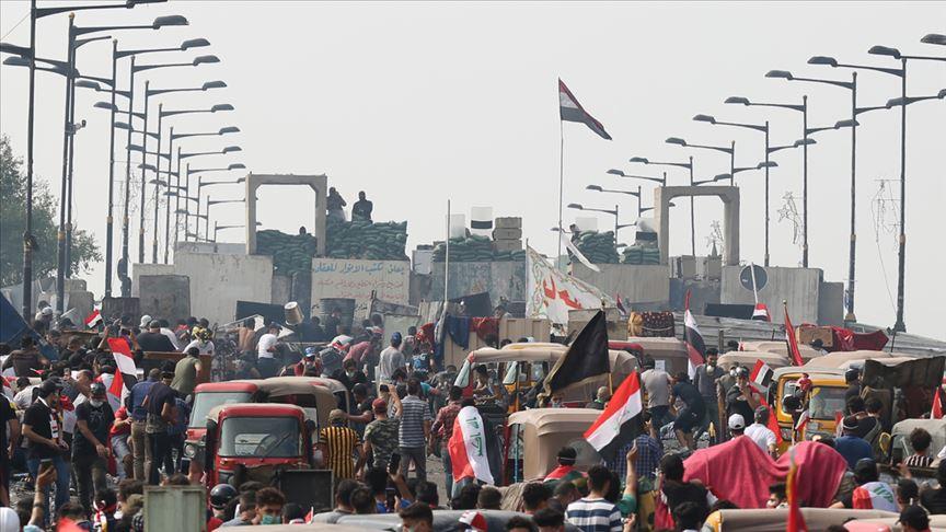 İran, Irak'a olan Mehran Sınır Kapısı'nı kapattı