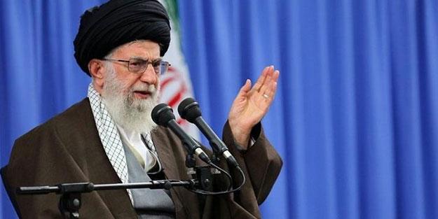 İran Lideri Ali Hamaney: Kesinlikle vuracağız!