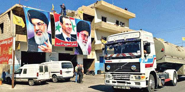 İran Lübnan'ı benzinle fethediyor