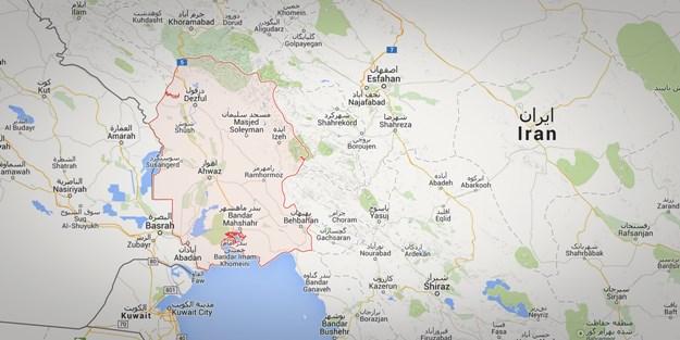 'İran rejimine karşı silahlı isyan' iddiası
