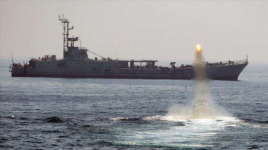 İran, Rusya ve Çin'den Umman Denizi'nde ortak askeri tatbikat