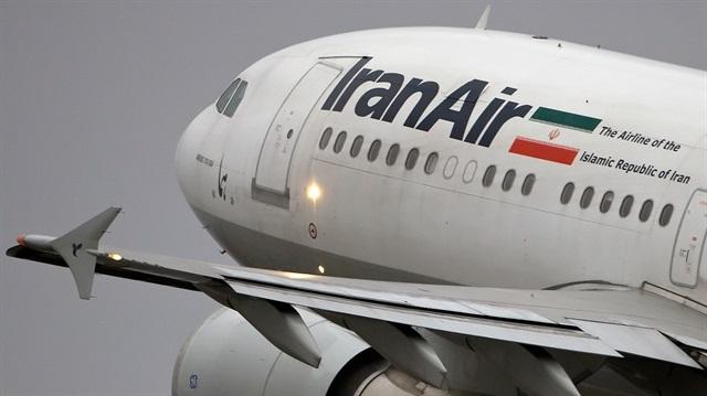 İran uçak seferlerini askıya aldı
