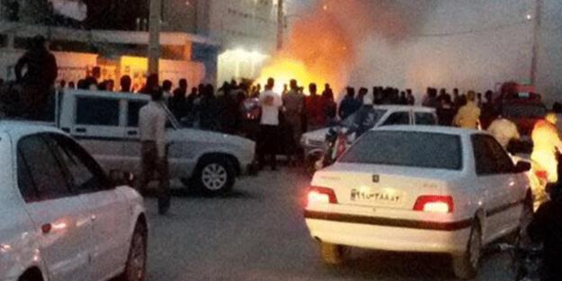 İran'da çatışmalar giderek artıyor... bir kişi daha öldü!