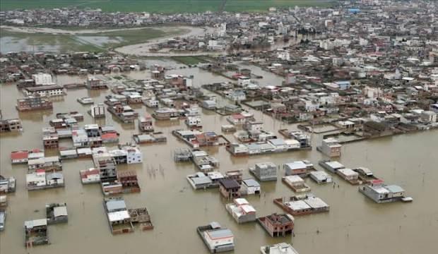 İran'da felaketin bilançosu ağır oldu! 250 milyon dolar