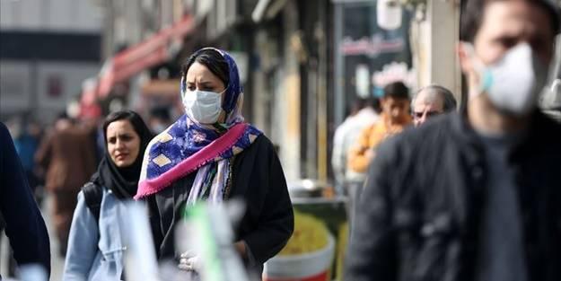İran'da son korona bilançosu açıklandı