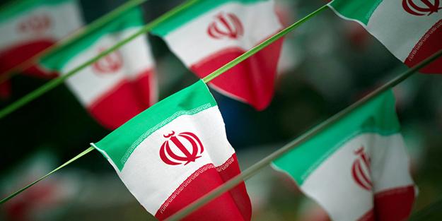 İran'da yangın: Ölüler var