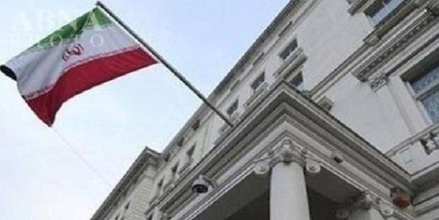 Avrupa'da İran Büyükelçiliğine saldırı