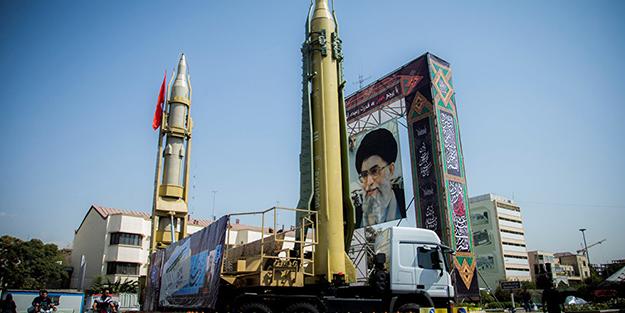 İran'dan ABD'ye karşı hamle! Irak'a füze transferi
