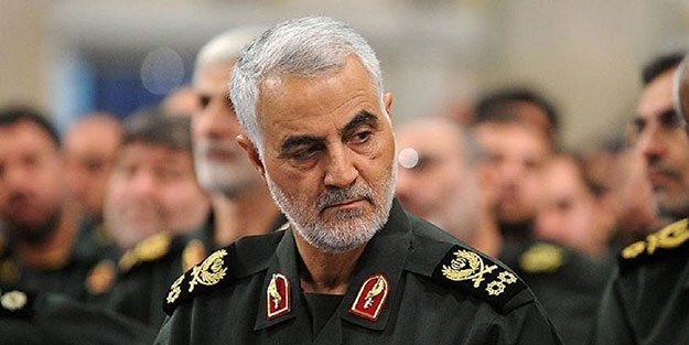 Dikkat çeken Kasım Süleymani çıkışı: ABD'li generalleri öldürmek isteseydi...