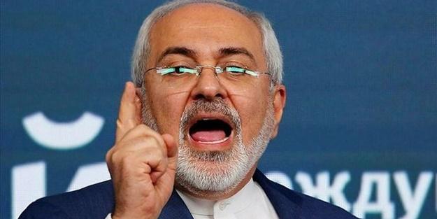 İran'dan Fransa'ya olay sözler: Saçmalamayı kesin