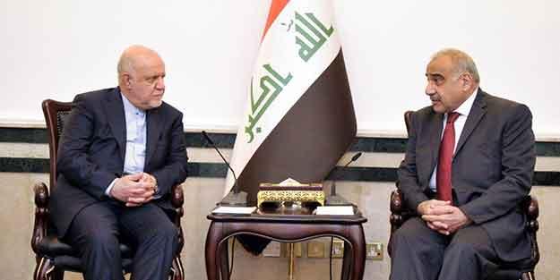İran'dan kritik Irak görüşmesi!
