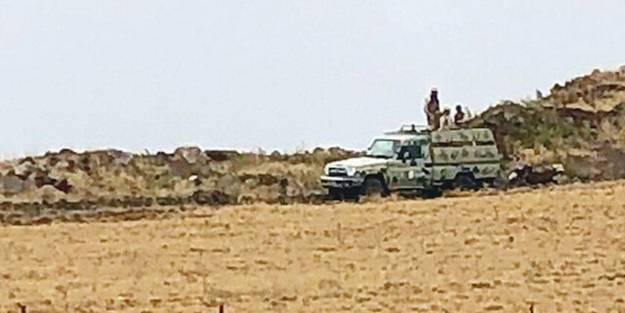 İran'dan Türkiye sınırında büyük skandal! Türk İHA'ları görüntüledi