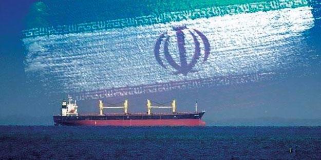 İran'ın gönderdiği gemi Venezuela kara sularına girdi