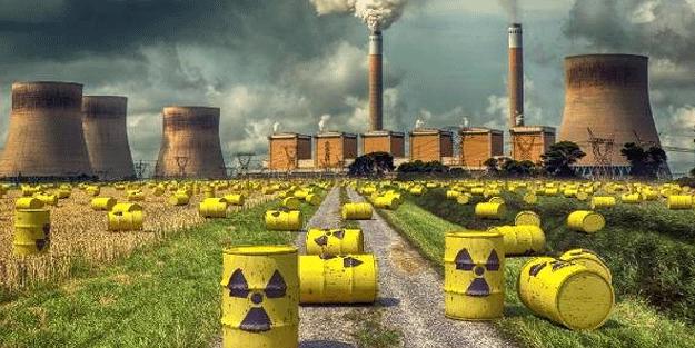 Komşudaki nükleer tesiste kaza