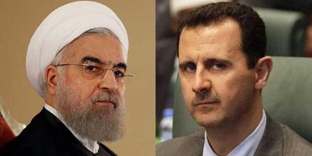 İran'ın Suriye'deki derdi anlaşıldı