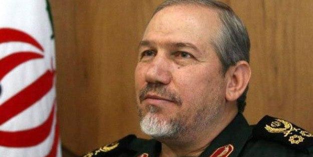 İranlı komutandan küstah tehdit!