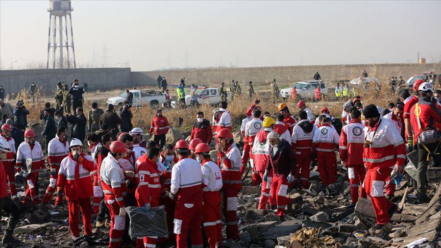 İranlı milletvekili Caferzade'den Ukrayna yolcu uçağının düşürülmesine tepki