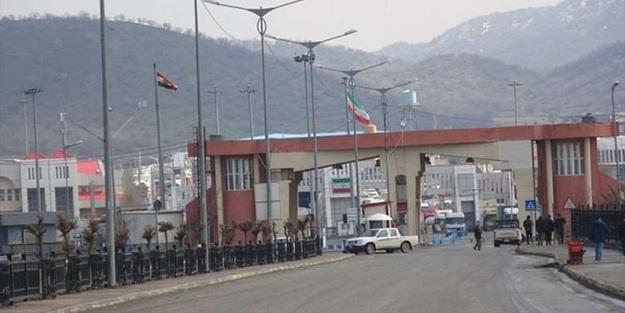 İranlılar sınır kapısını basmıştı! IKBY'den karar