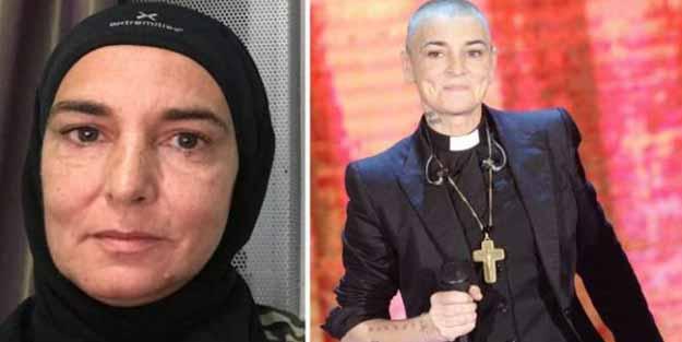 Sinead O'Connor, müslüman oldu! İşte nedeni...