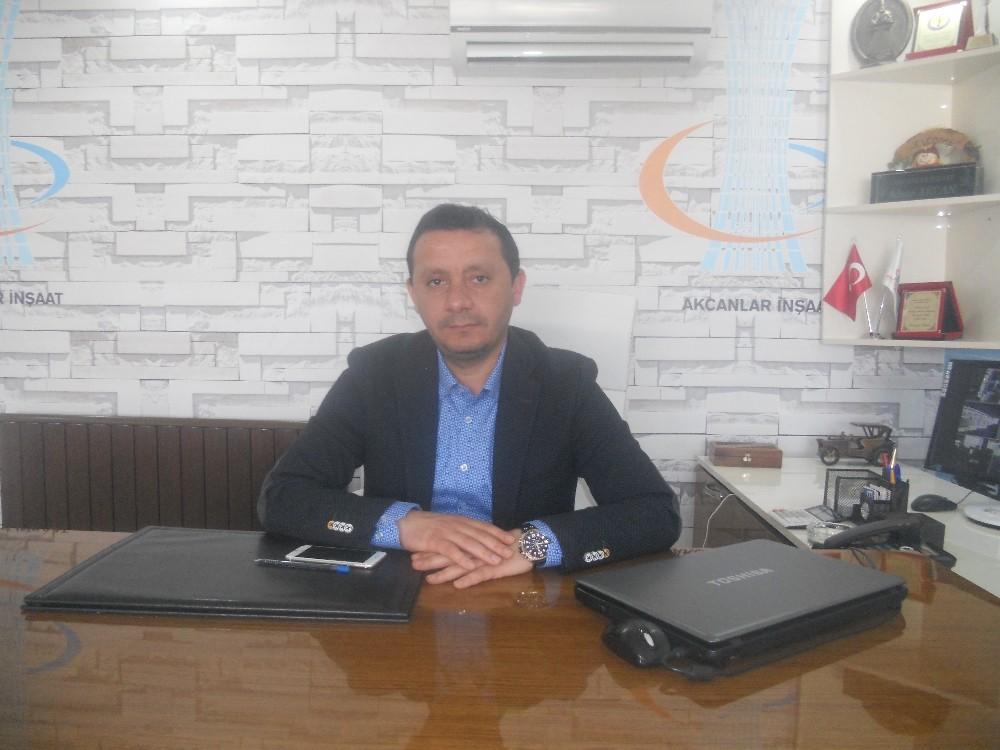 İş adamı Akcan Miraç kandilini kutladı